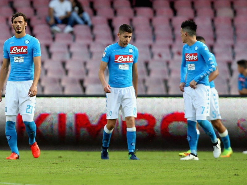 Insigne. Jorginho, Gabbiadini: il Napoli italiano è in crisi