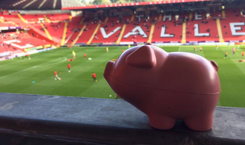 Angleterre, un match arrêté à cause…de 3000 cochons