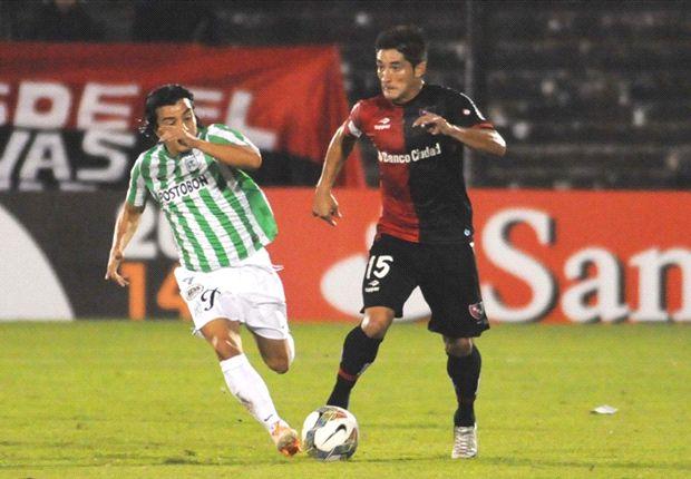 Newell's quedó eliminado ante Atlético Nacional