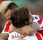 STOKE: Allen double defeats Sunderland