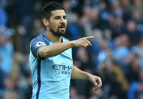 Nolito rescues point for Man City