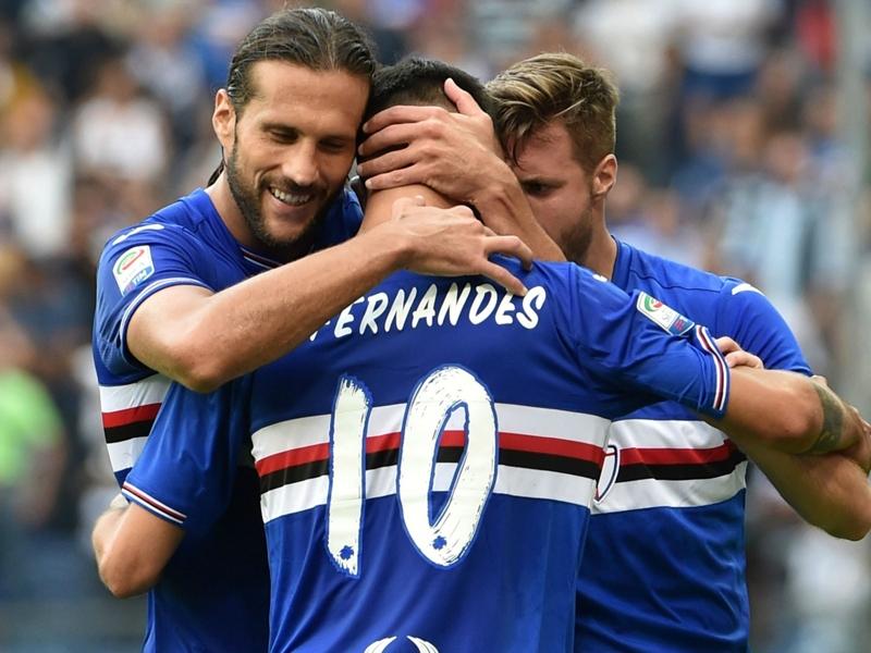LIVE: Pescara-Sampdoria in diretta