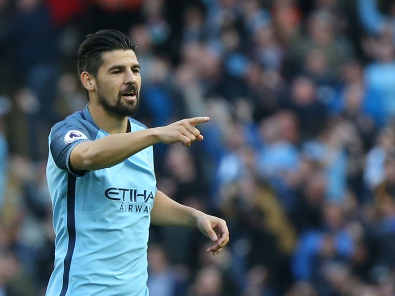 Manchester City-Everton (1-1), Man City bute sur un mur