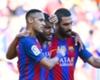 Barça, Rafinha et Arda Turan absents du groupe