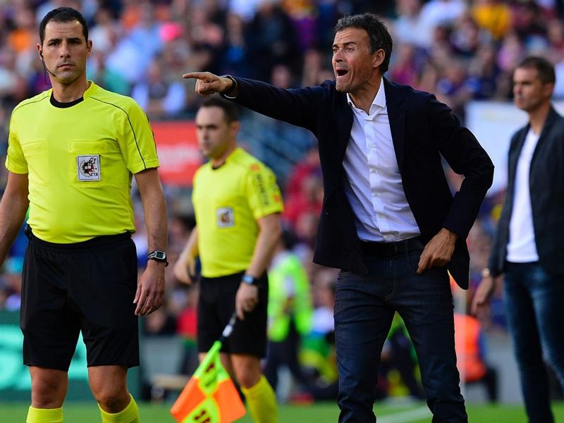 Barça, Luis Enrique séduit par son équipe