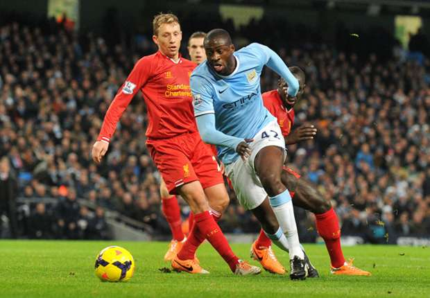 Liverpool trip will decide title, says Yaya Toure