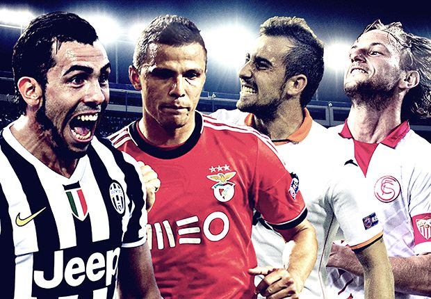 From Juventus to Valencia - ranking the Europa League contenders