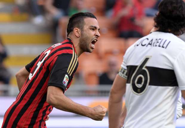 'I want to end my career with AC Milan' - Rami