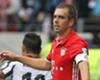 Lahm slams poor Bayern attitude