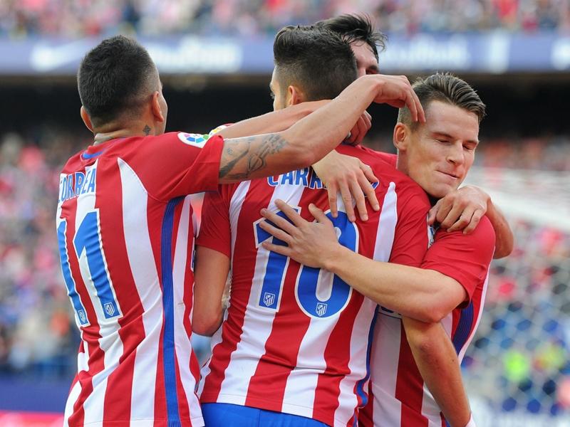 Liga, 8ª giornata - Real e Atletico Madrid di nuovo in vetta