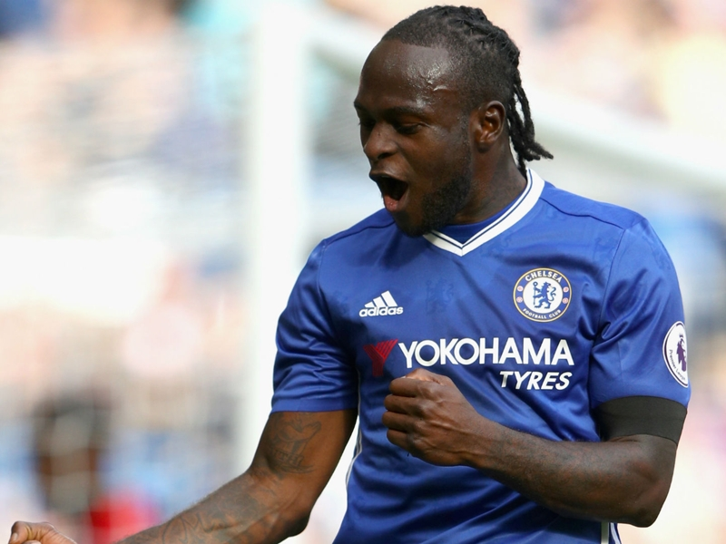 Conte: Victor Moses' talent was easy to spot