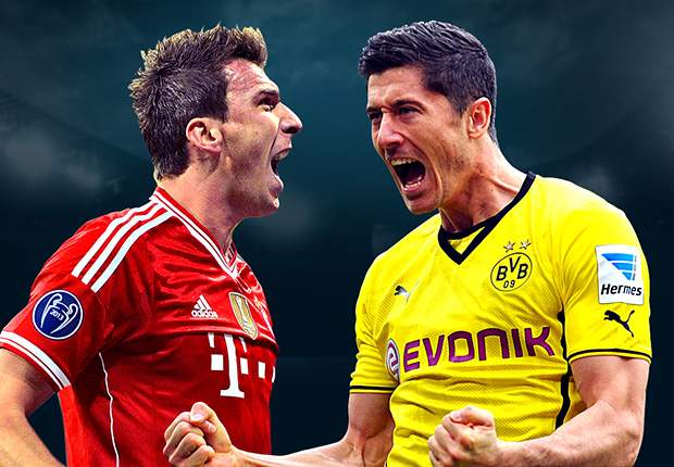 Debate: Are Bayern Munich right to discard Mandzukic for Lewandowski?