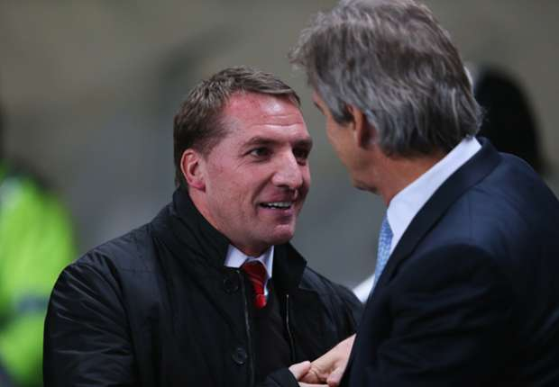 Rodgers: Liverpool can outscore Manchester City to win title