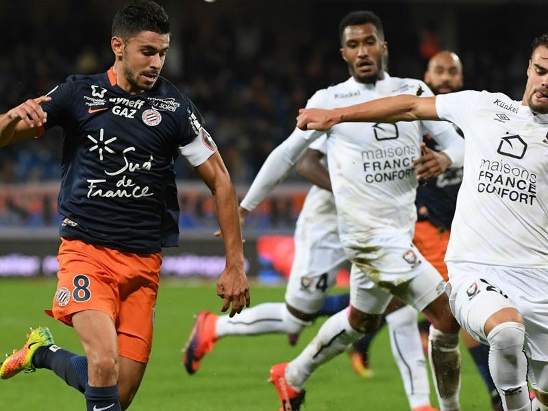 Montpellier-Caen (3-2), Montpellier n'a pas lâché