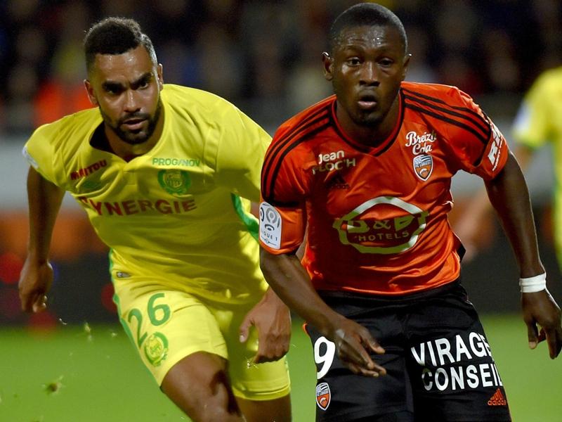 Lorient - Nantes (1-2), Les Canaris enfoncent un peu plus Lorient