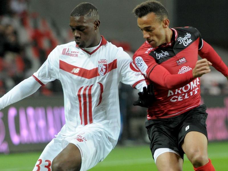 Guingamp - Lille 1-0, Les Bretons s'en sortent bien