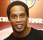 BARCA: Ronaldinho skips first day of job