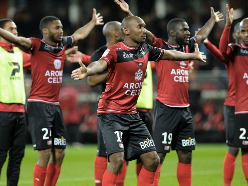 Ligue 1 : Guingamp se paye Lille, le MHSC renversant et un stagiaire marque... Le résumé du 9e multiplex de la saison