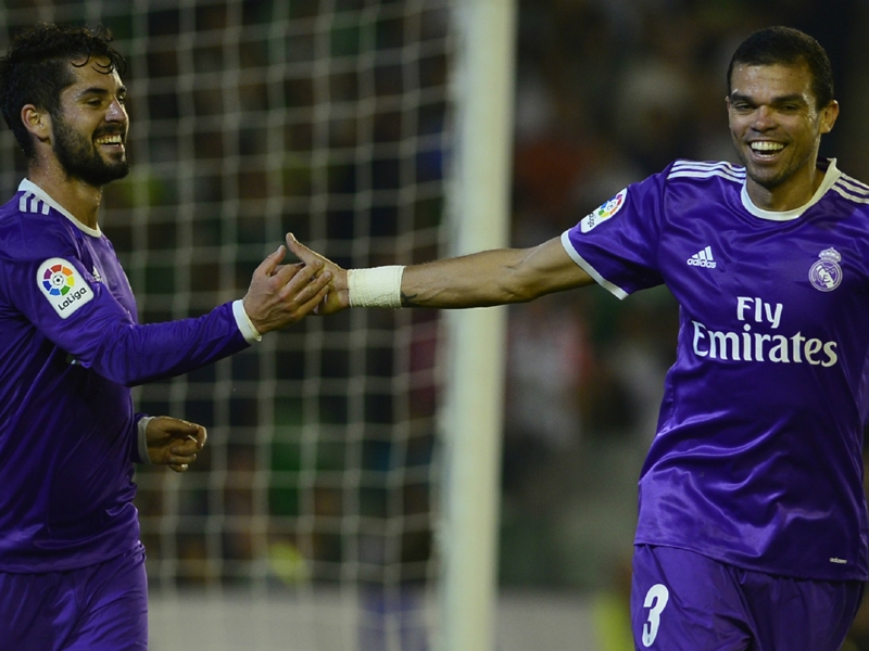 Betis-Real Madrid (1-6), le Real s'est refait une santé