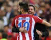 Simeone hails hat-trick hero