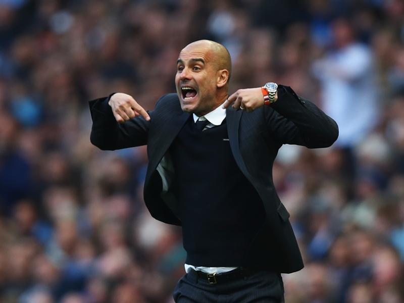Manchester City, Guardiola veut travailler les penalties avec ses joueurs