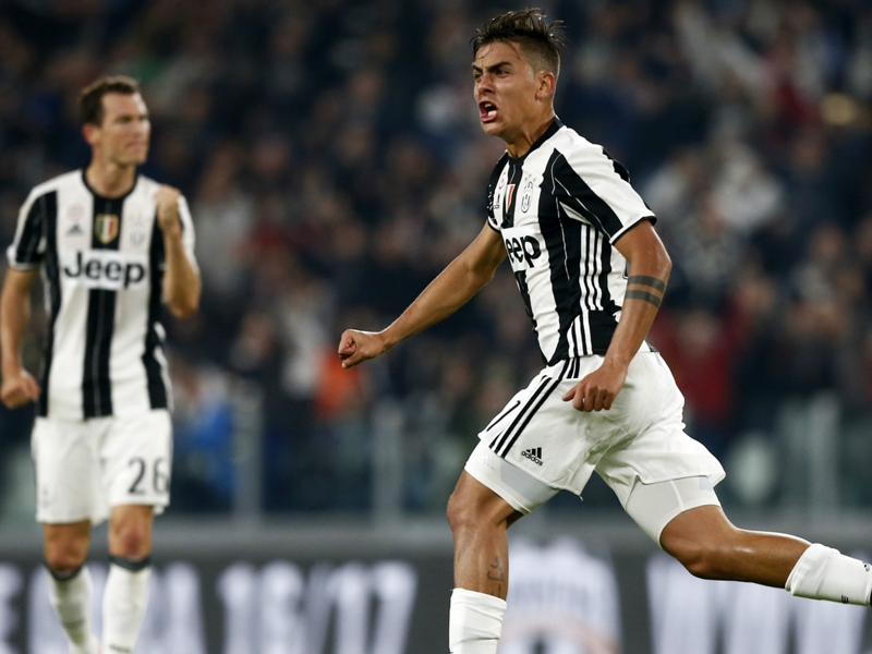 Juventus - Udinese (2-1), Dybala a encore frappé