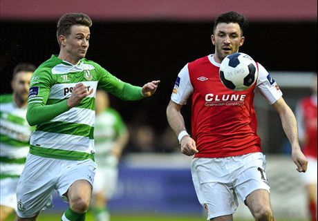 Preview: Shamrock Rovers-St Pat's