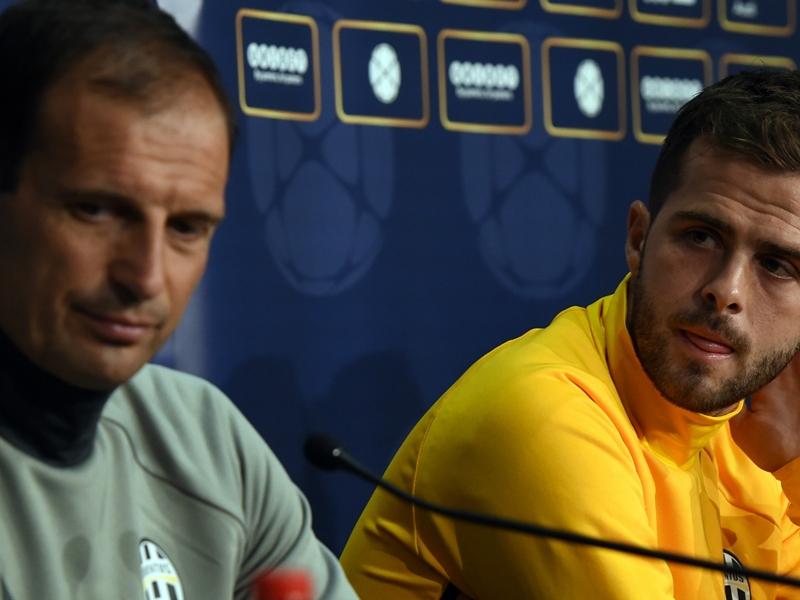 """Juventus Turin, Allegri : """"Fekir et Lacazette sont deux joueurs excellents"""""""