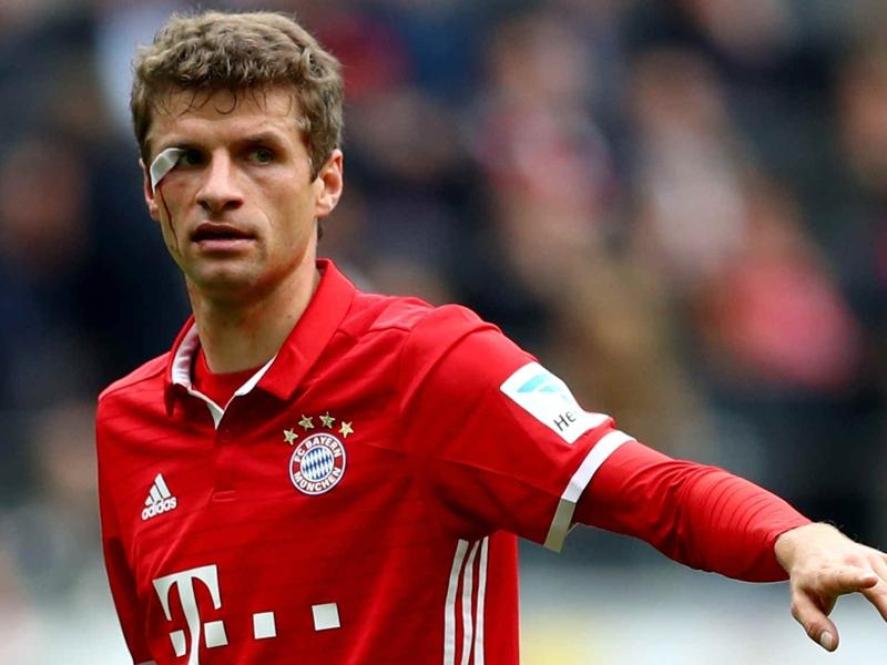 Flop à la mi-saison, Thomas Müller joue désormais son avenir au Bayern Munich