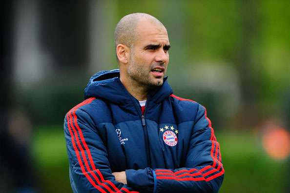 Guardiola: Bayern need to find tiki-taka balance