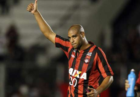 Le Havre could offer Adriano lifeline
