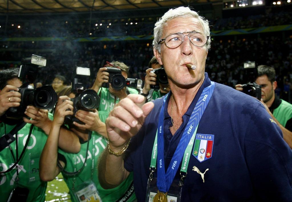 """""""ลิปปี้""""ส่ายหัวไม่น่ารีบวางมือจากทีมชาติอิตาลี"""