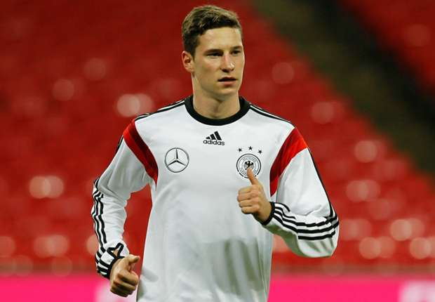 """""""I will definitely be at the World Cup"""" - Draxler"""