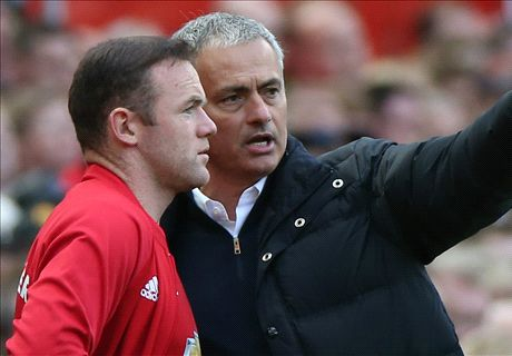 RUMOURS: Mou tells Rooney to leave