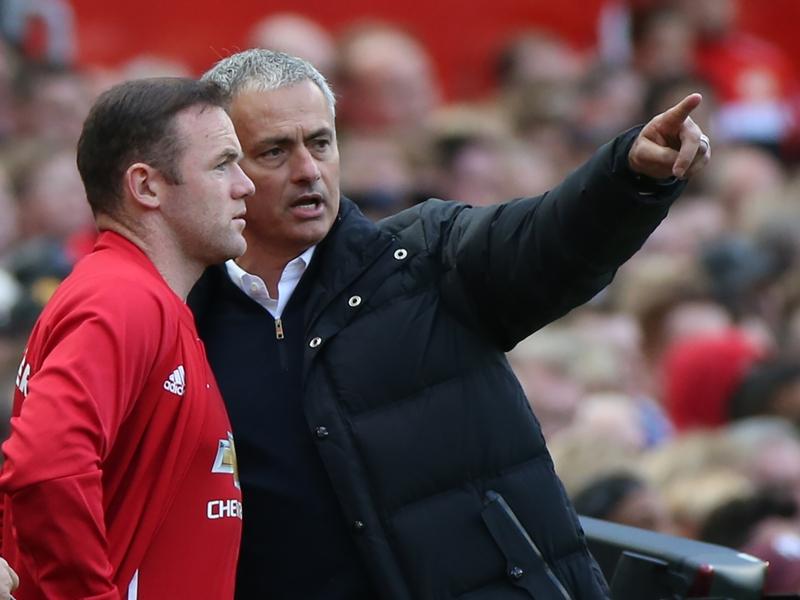 Manchester United, Mourinho annonce le réveil de Rooney