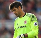 DOYLE: Valdes now back to his Barca best at Middlesbrough