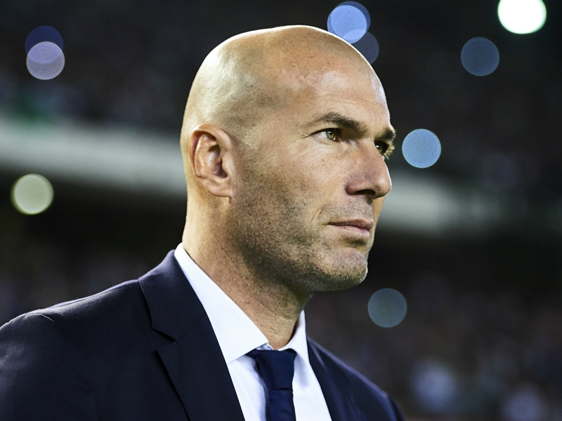 "Real Madrid, Zidane : ""Hollande ? C'est blessant"""
