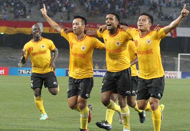 East Bengal 3-1 Pune FC: The Red and Gold snatch vital three points