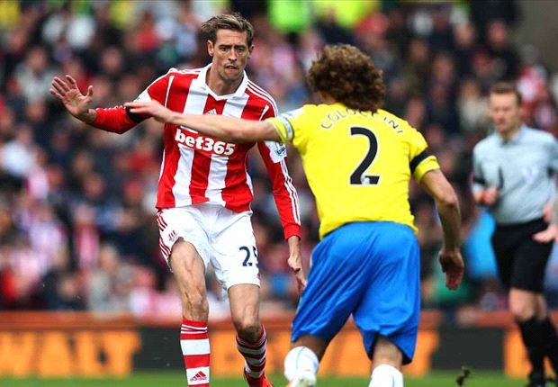 No West Ham approach for Crouch - Mark Hughes