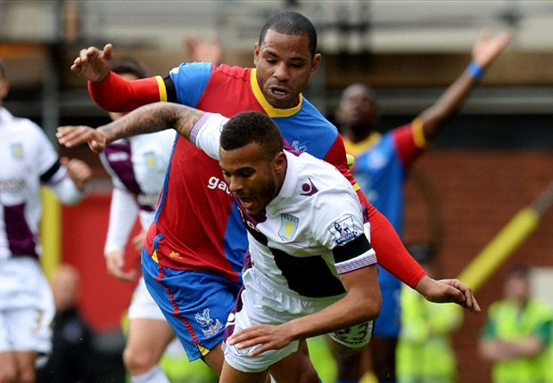 Crystal Palace 1-0 Aston Villa: Puncheon moves hosts closer to safety