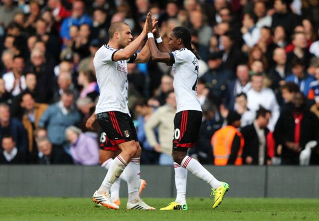 Fulham 1-0 Norwich City: Cottagers' revival continues