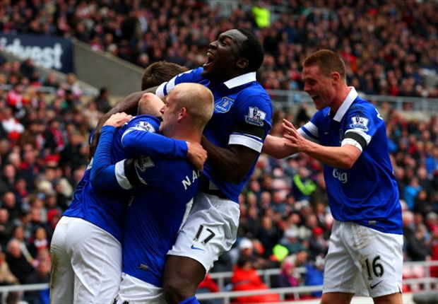 Sunderland 0-1 Everton: Toffees climb above Arsenal into fourth