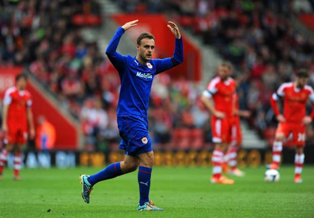 Southampton 0-1 Cardiff City: Cala strike gives Solskjaer's men hope