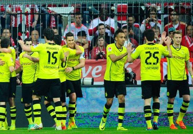 Lección del Borussia Dortmund al Bayern de Múnich para seguir segundo