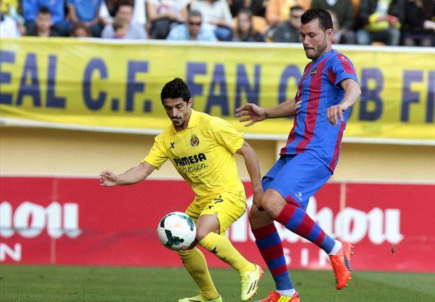 Laporan Pertandingan: Villarreal 1-0 Levante