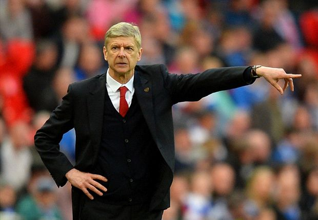 Wenger vows to finish above Everton & seal fourth spot