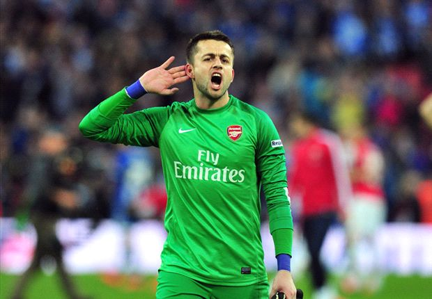 Swansea sign Fabianski from Arsenal