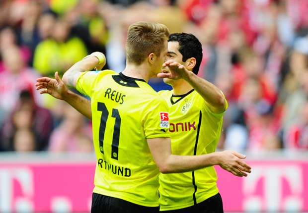 Bundesliga Team of the Week: Dortmund dominate after thrashing Bayern