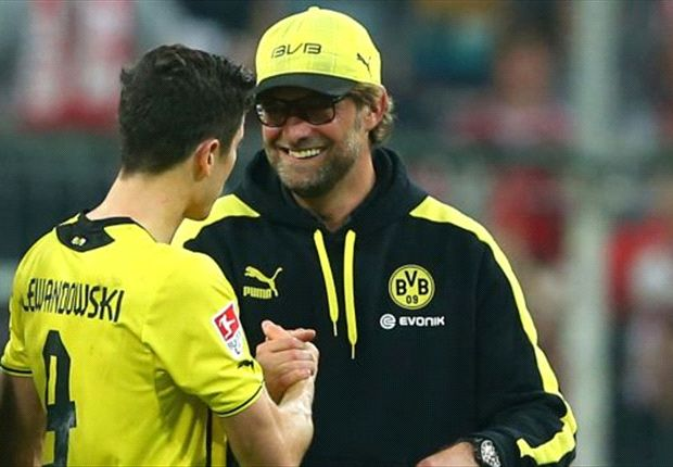 Jurgen Klopp: Dortmund looked drained
