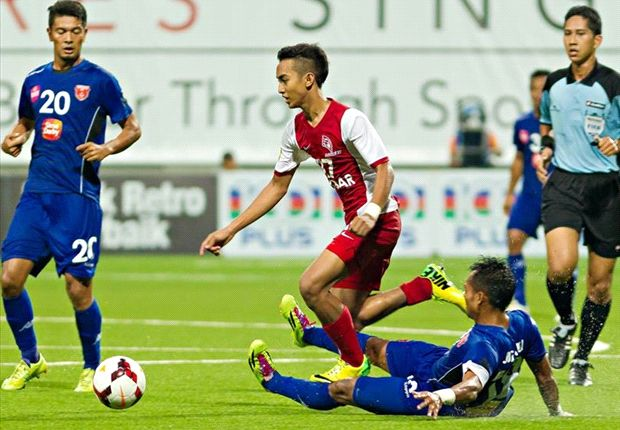 LionsXII crash to shock home loss against Sime Darby